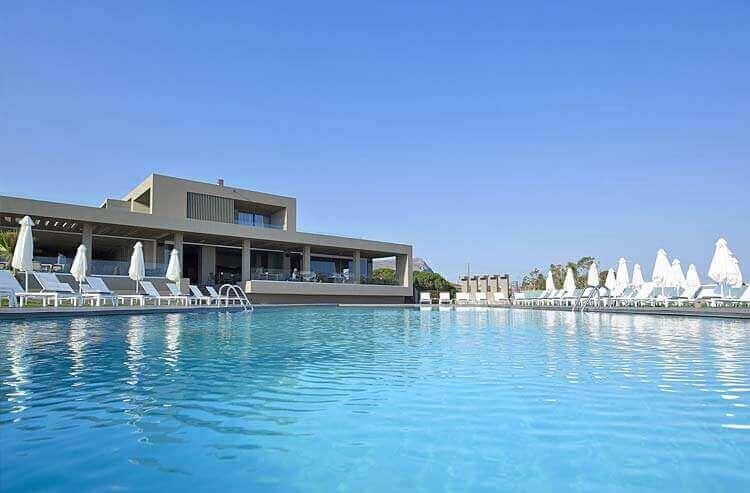 Hotels en appartementen op kreta vakantie griekse eilanden for Design boutique hotel kreta